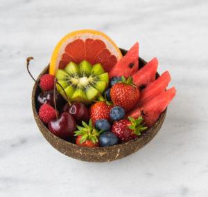 Gesunde Fruchtschale für Zwischendurch
