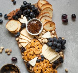 Gesunde Snacks für Zwischendurch