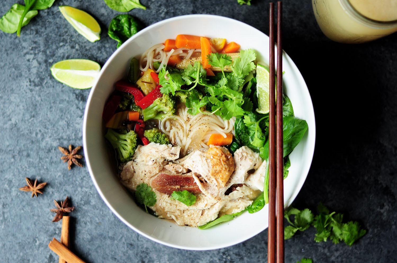 Japanisches gesundes Essen